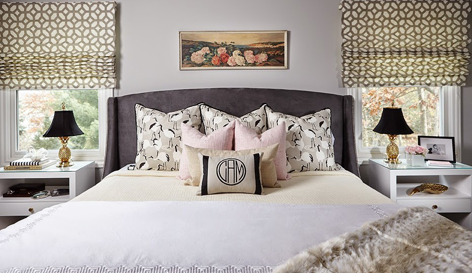 One Room Challenge - Master Bedroom Design by Abby Manchesky Interiors